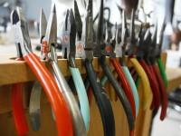 Rack of pliers