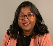 Anita Dey, Class of 2021